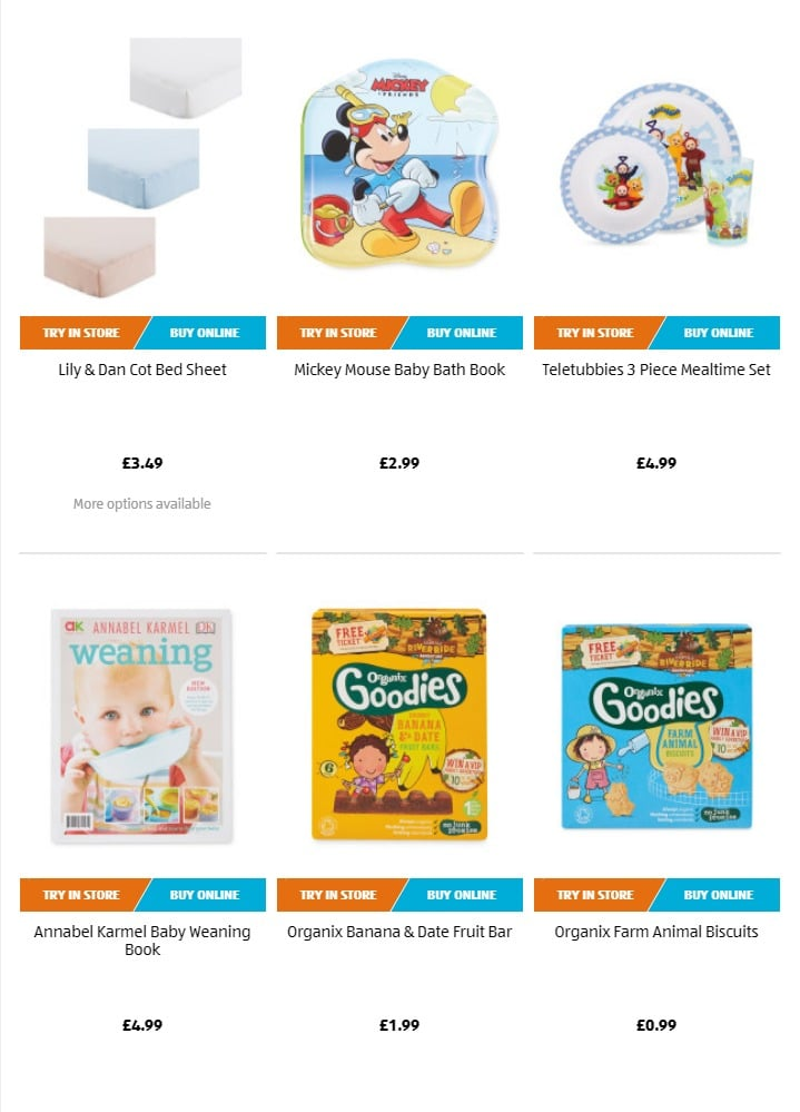 Aldi Special Buys 10th January 2019
