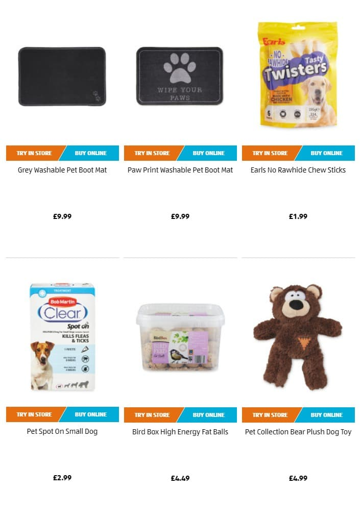 Aldi Special Buys 21th February 2019