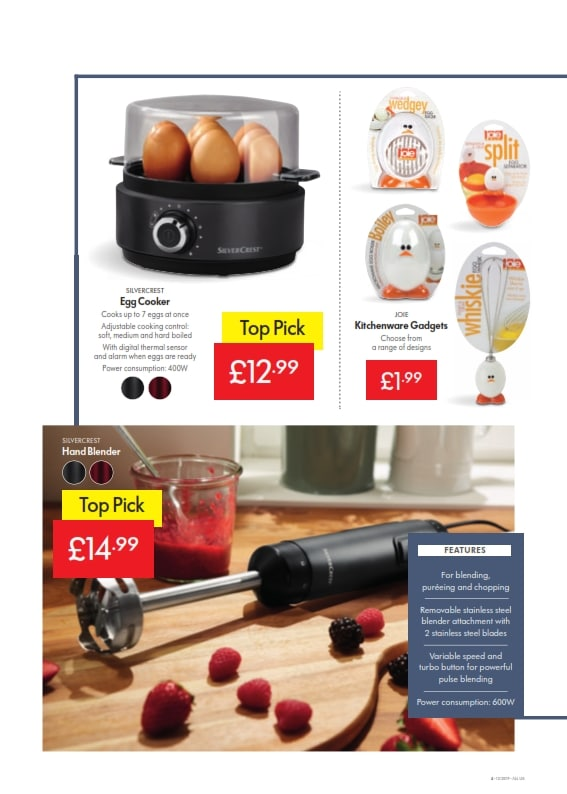 Lidl Offers 21st March - 27th March, 2019