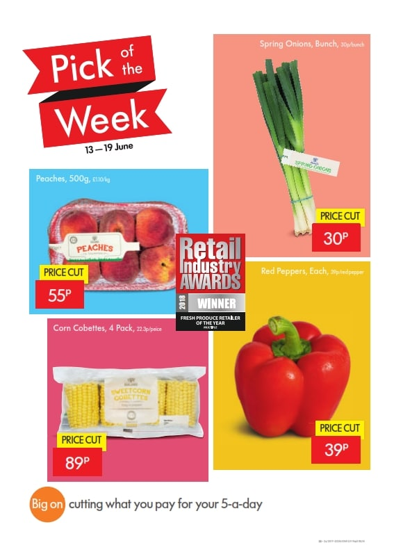 Lidl Offers 13th June 19th June 2019